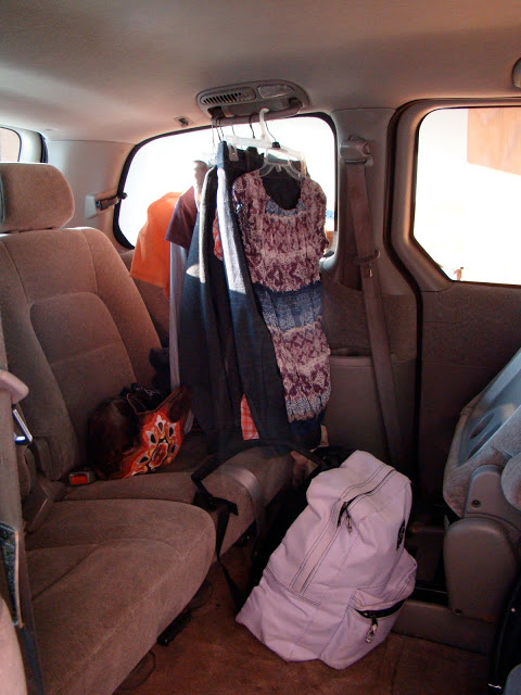 Camping Part 1: Packing the Van – Finding Joy in Him